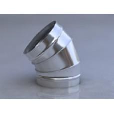 Отвод 45°, диаметр 560 мм