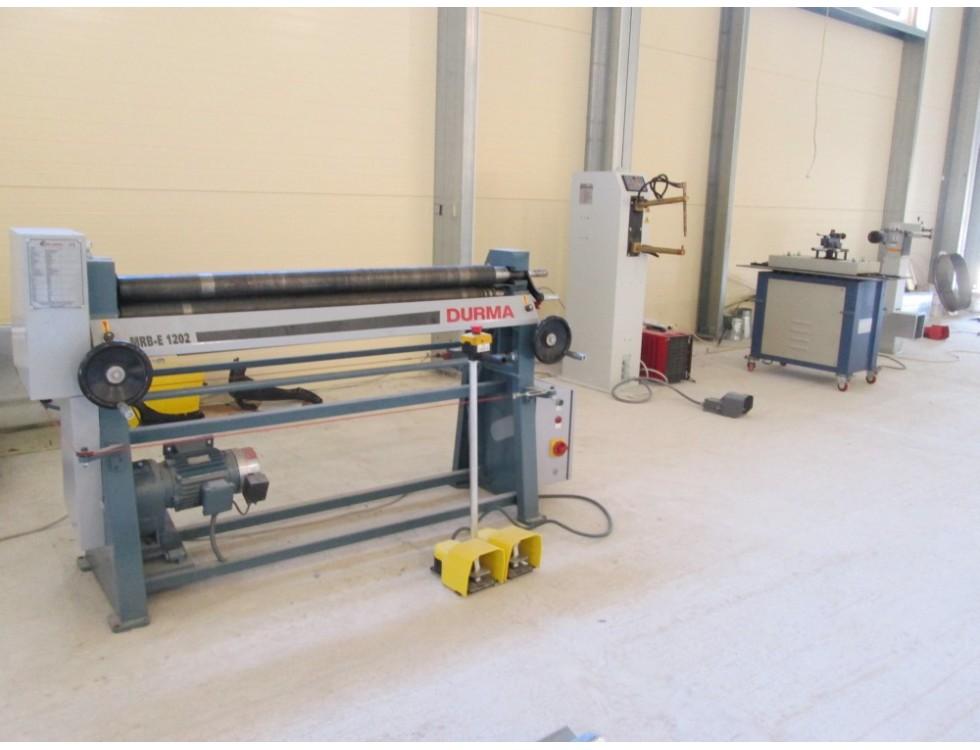 Станок для изготовления систем вентиляции Аквилон Волгоград