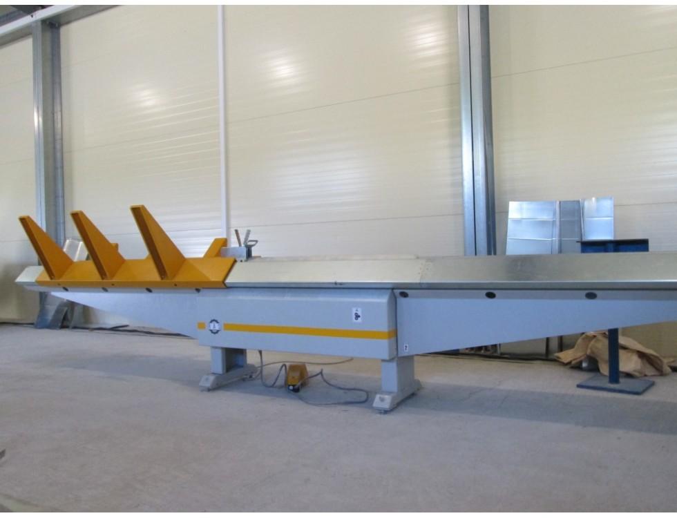 Станок 4 для изготовления систем вентиляции Аквилон Волгоград