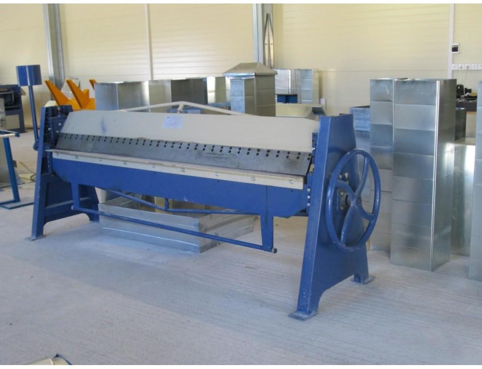 Станок 5 для изготовления систем вентиляции Аквилон Волгоград